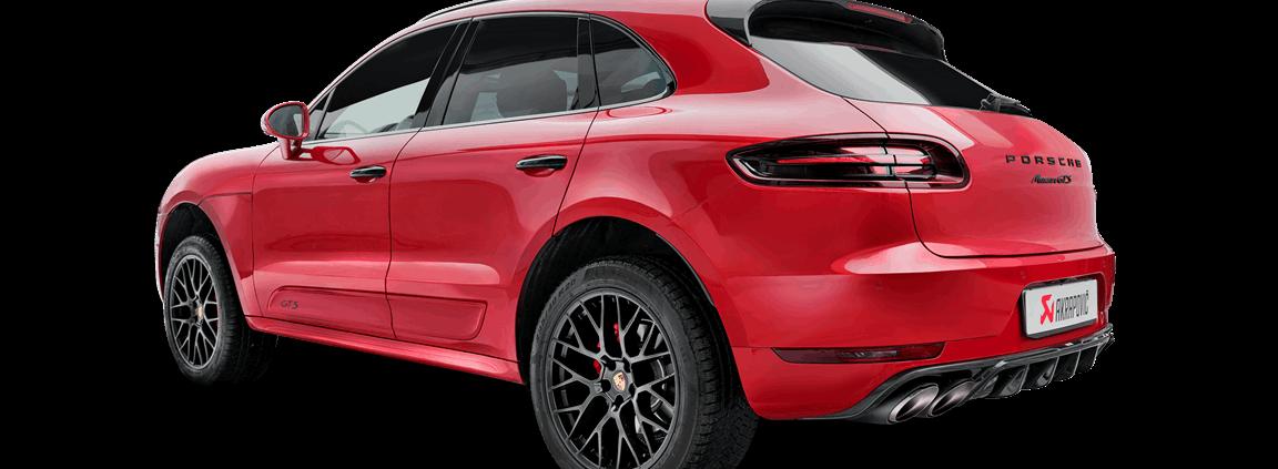 Porsche Macan kategori